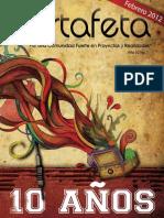 Revista Estafeta tercera edición