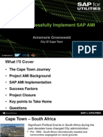 How to Implement SAP AMI