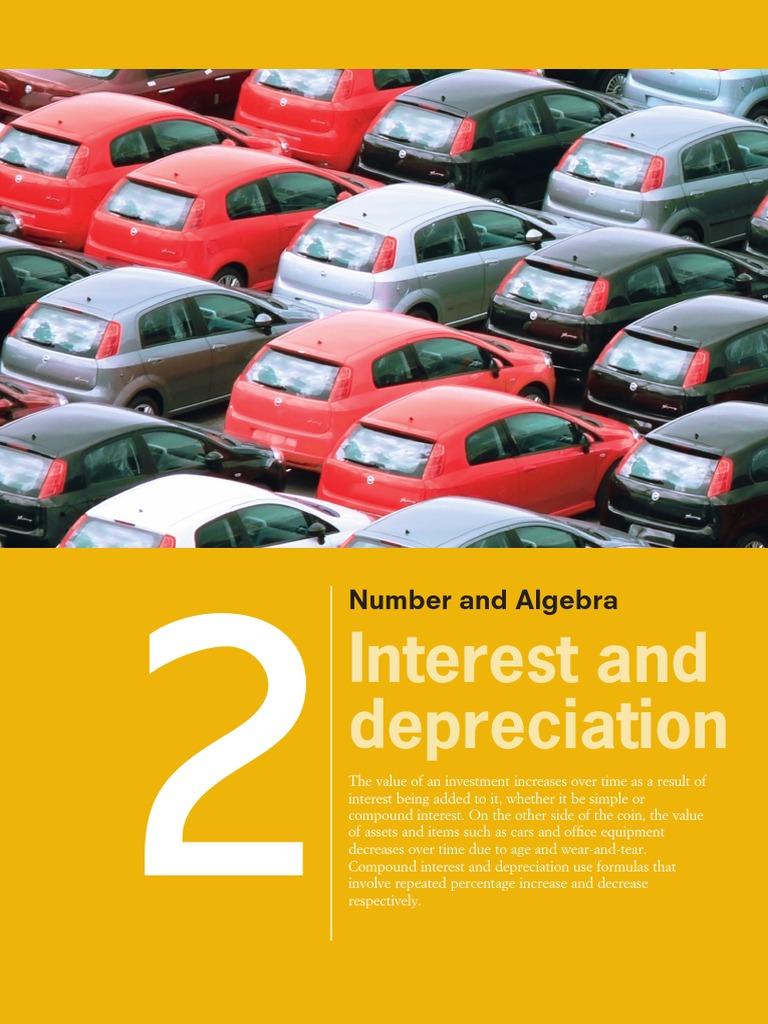 Chapter 2 Interest and Depreciation | Interest | Money