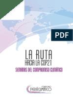 COP 21 (Rutas)