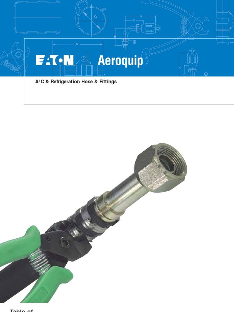 """1116 Eaton Aeroquip 45° Elbow Hydraulic 5//16/"""" In X 5//8-18 SAE JIC Swivel X Hose"""