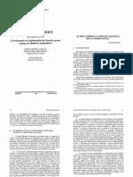 Hefendehl - El bien jurídico como eje material de la norma pena