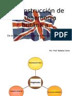 La Construcción de La Hegemonía Británica