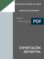 Exportacion Simplificada , Definitiva y Exporta Facil
