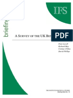 A Survey of the UK Benefit System