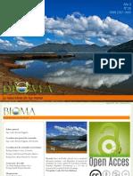 Bioma noviembre 2014