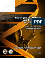 DNA Expungement Manual