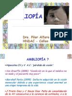 Ambliopia Dra. Alfaro