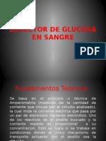 Detector de Glucosa en Sangre