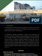 Contaminacion Del Aire en La Costruccion -G3