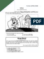 Test Paper Form 4