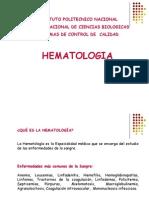 Control de Calidad en Hematologia