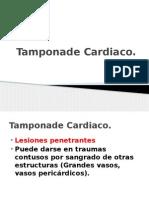 Tamponade Cardiaco