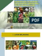 10.3 Kementan - Ketersediaan Bahan Baku Komoditas Perkebunan Dalam Rangka Mendukung Hilirisasi Produk Industri Agro (1)