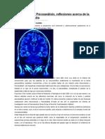 Neurociencia y Psicoanálisis