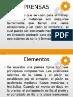 Procesos Prensa