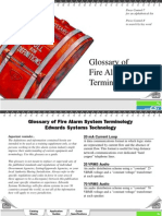 Fire Alarm Terminology