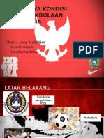 Buruknya Kondisi Persepakbolaan Indonesia