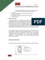 Estructura y Materiales en Las Maquinas Electricas