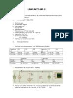 Informe 2 de Circuitos Electronicos