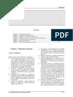 Mauritania Telecommunications (1999/11)