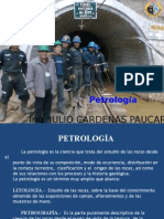 petrologia