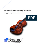 Straus7 Meshing Tutorial