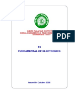 Irset T3 Fundamental of Electronics
