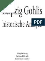 Historische Analyse Entwurfsgebiet