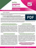 Motion B Val d'Oise - Rapport d'activité Fédéral