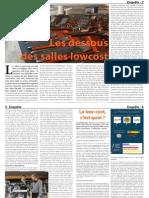 Dossier d'Enquête - Le Sport Lowcost