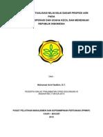 Aplikasi Akuntabilitas Contoh Paper