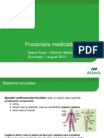Prezentare Medicala Generalitati Anatomie Fiziologie