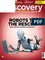 Discovery Channel Magazine - November 2014 In