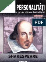 Nr. 002 - Shakespeare - 100 de personalitati