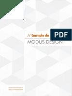 CV Modus Design