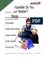 Digital Reader 4201