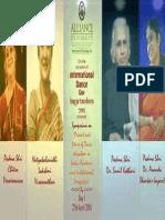 Symposium by DPA, Alliance University