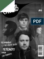 Interview Metronomy (Crumb, septembre 2011)