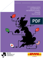 Quarterly International Trade Outlook (QITO) for 2015 Q1