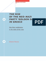 "Dimitris Psarras ""The Rise of the Neo-Nazi party Golden Dawn in Greece"""