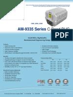 C-Band BUC Amplus (10W, 20W, 25W)