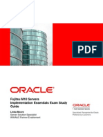 Fujitsu m10 Exam Study Guide 1984507
