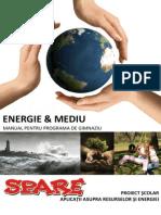 Manual Energie Mediu