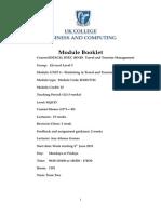 MKT T T Course Module Booklet-4
