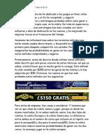 Ruleta Suerte - Secretos Revelados (Valor $300) Jackeado
