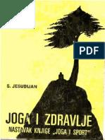 Selvaradžan Jesudijan~Joga i zdravlje