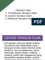 m2-Konsep Asas Tamadun Islam