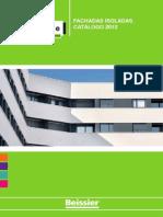 Beissier Fachadas Isoladas Catálogo 2012