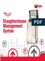 Slaughter House Accessories